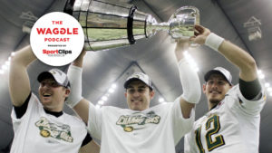 The Waggle, Ep.238: Revisiting the 2005 Grey Cup 15 years later