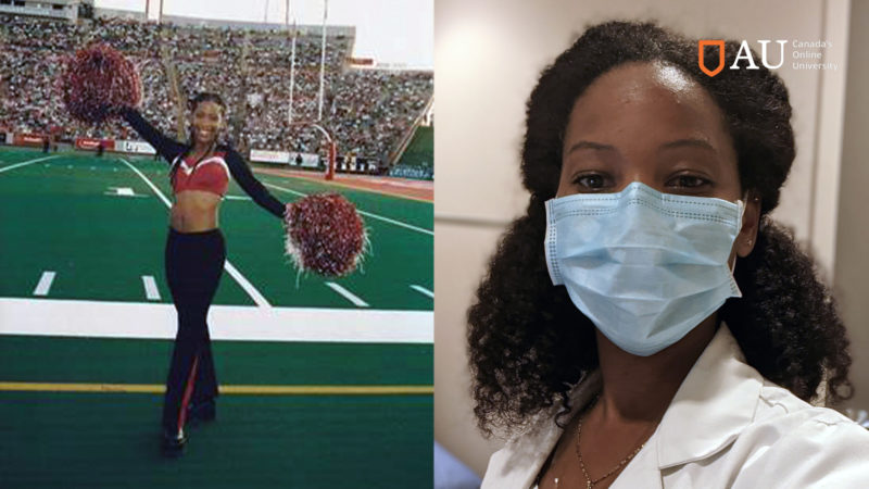 AU Beyond the Game: Gilatha Alexander, from Outrider to Nurse Practitioner
