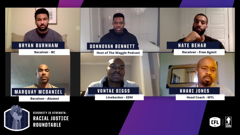O'Leary: Talking D.I.S. Racial Justice Roundtable with Donnovan Bennett