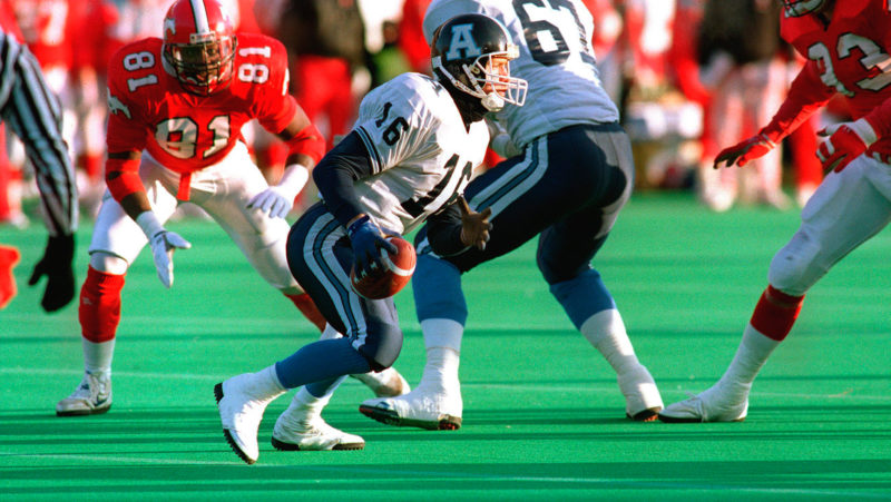 The Rocket Delivers!: Watch the 1991 Grey Cup in 40 minutes