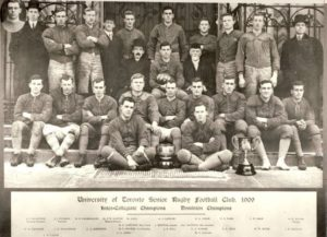 Time Capsule: A look at the first Grey Cup