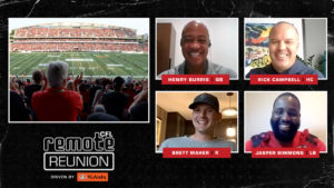 Remote Reunion: 2014 Ottawa REDBLACKS