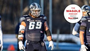The Waggle, Ep. 245: Checking in with CFL prospect Liam Dobson