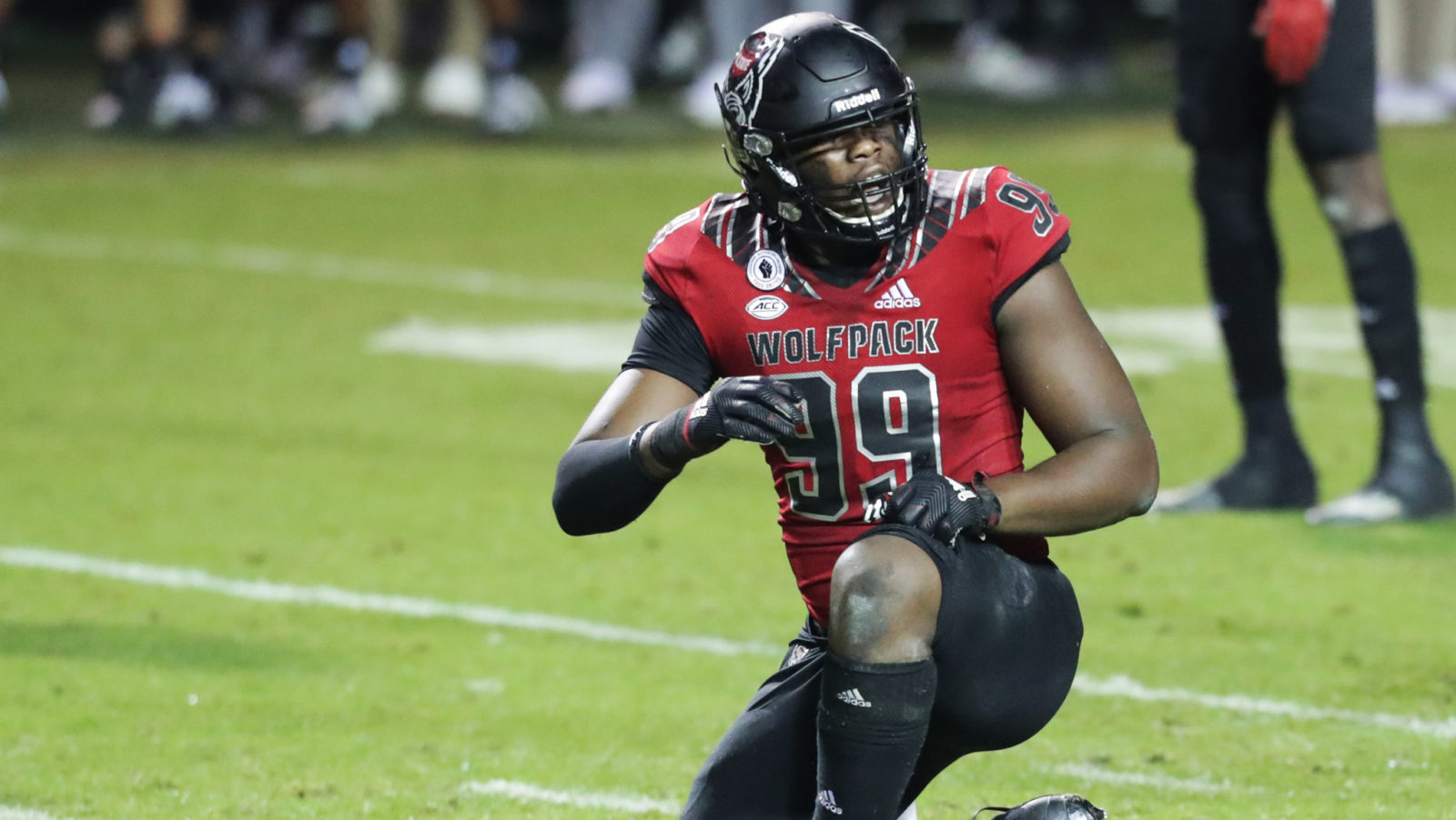 Canadian Daniel Joseph finding groove in first season at NC State - CFL.ca