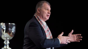 Commissioner Ambrosie discusses XFL collaboration