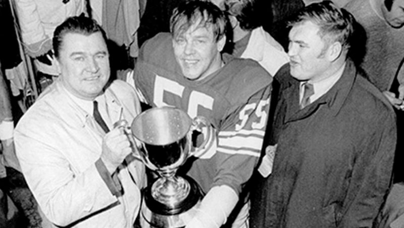 O'Leary: Rogers Lehew helped to shape the Stamps