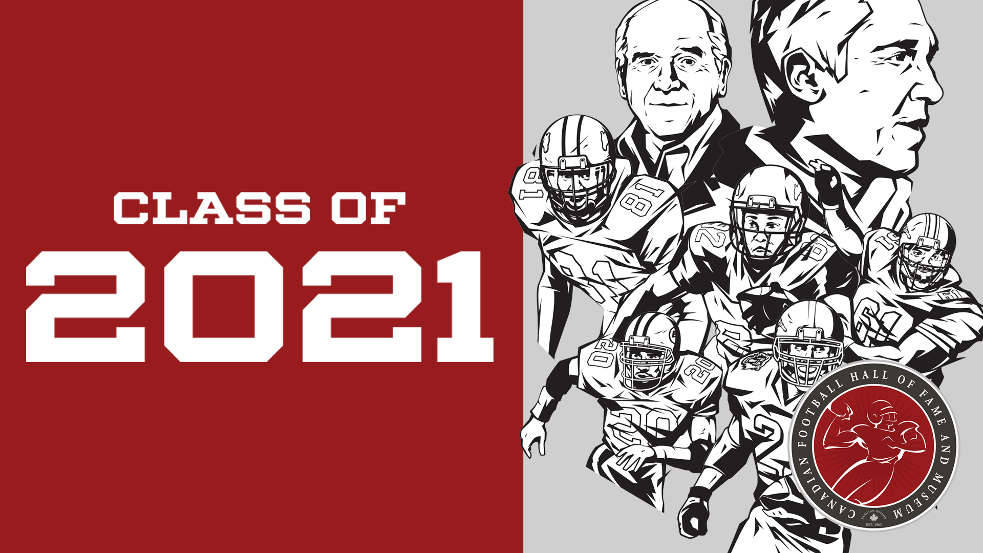 Meet the 2021 Hall of Fame class