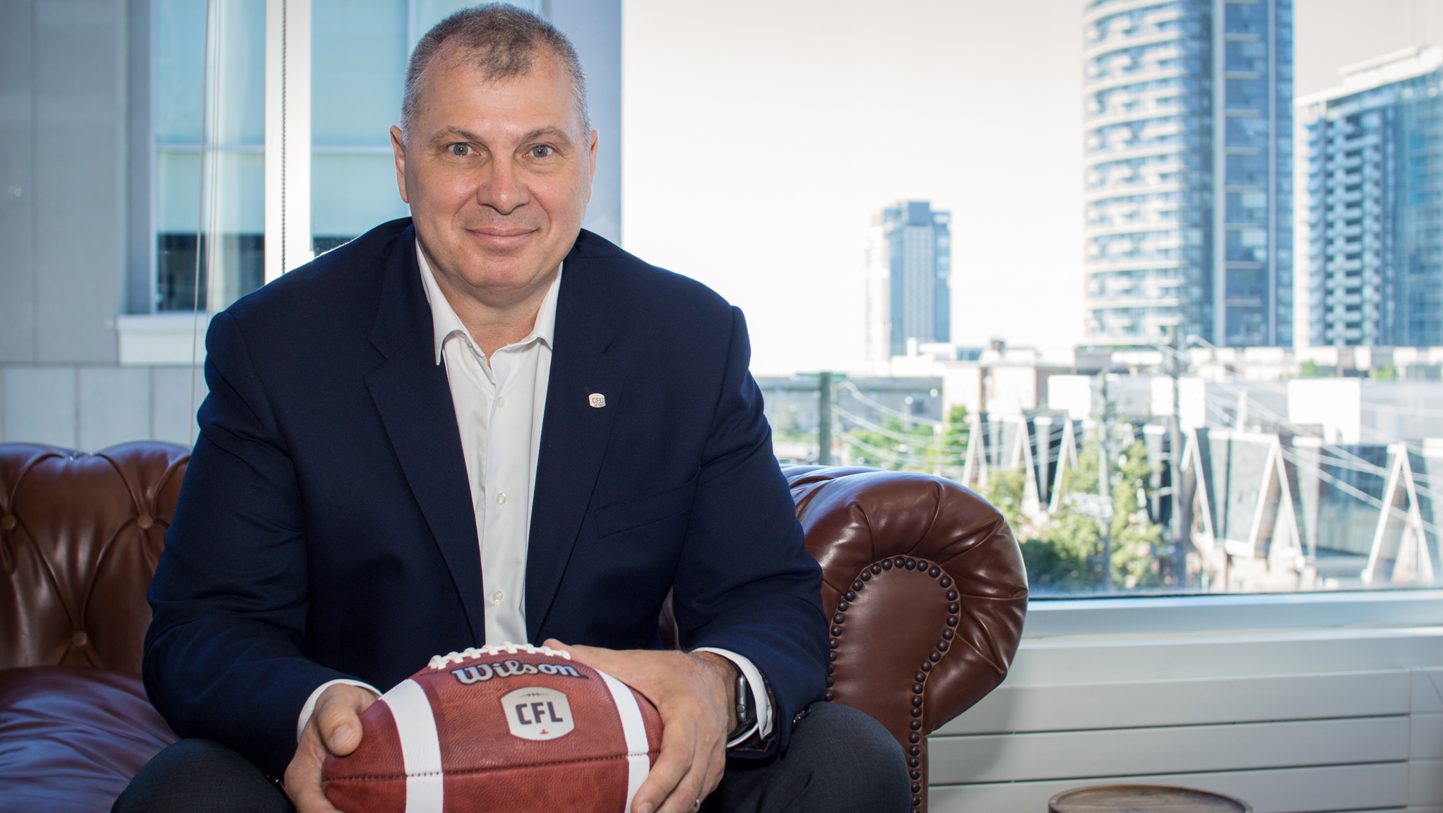 Ready To Go: Commissioner Ambrosie sizes up '21 season