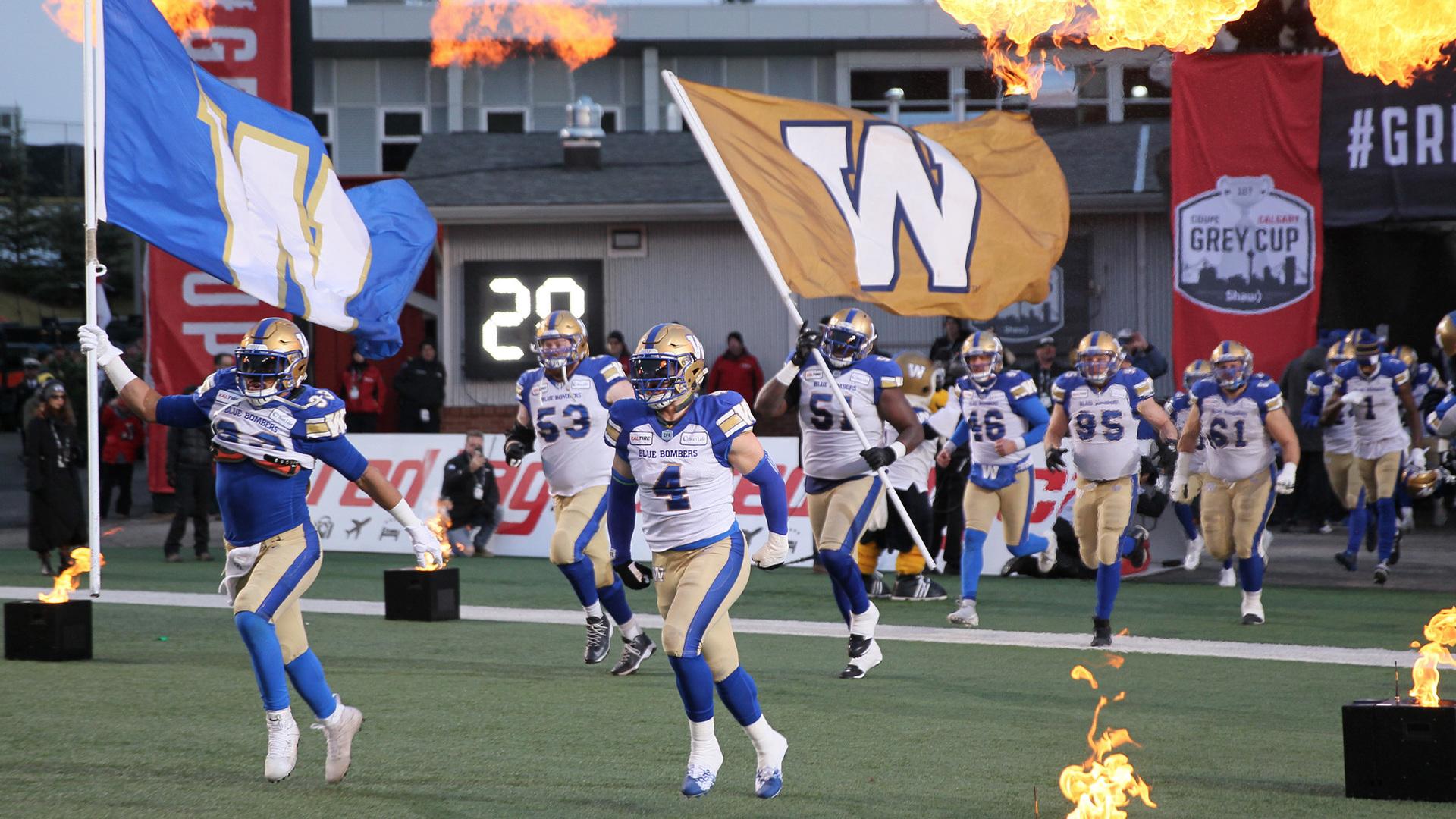 2021 Team Preview: Winnipeg Blue Bombers