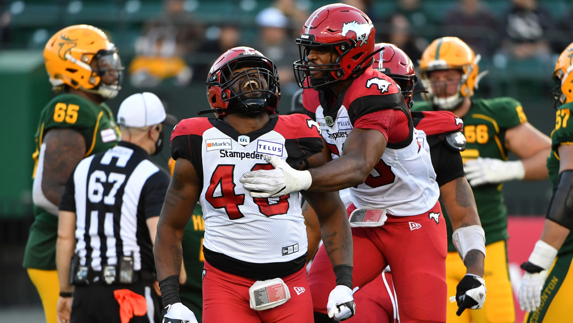 Recap: Calgary 32, Edmonton 16
