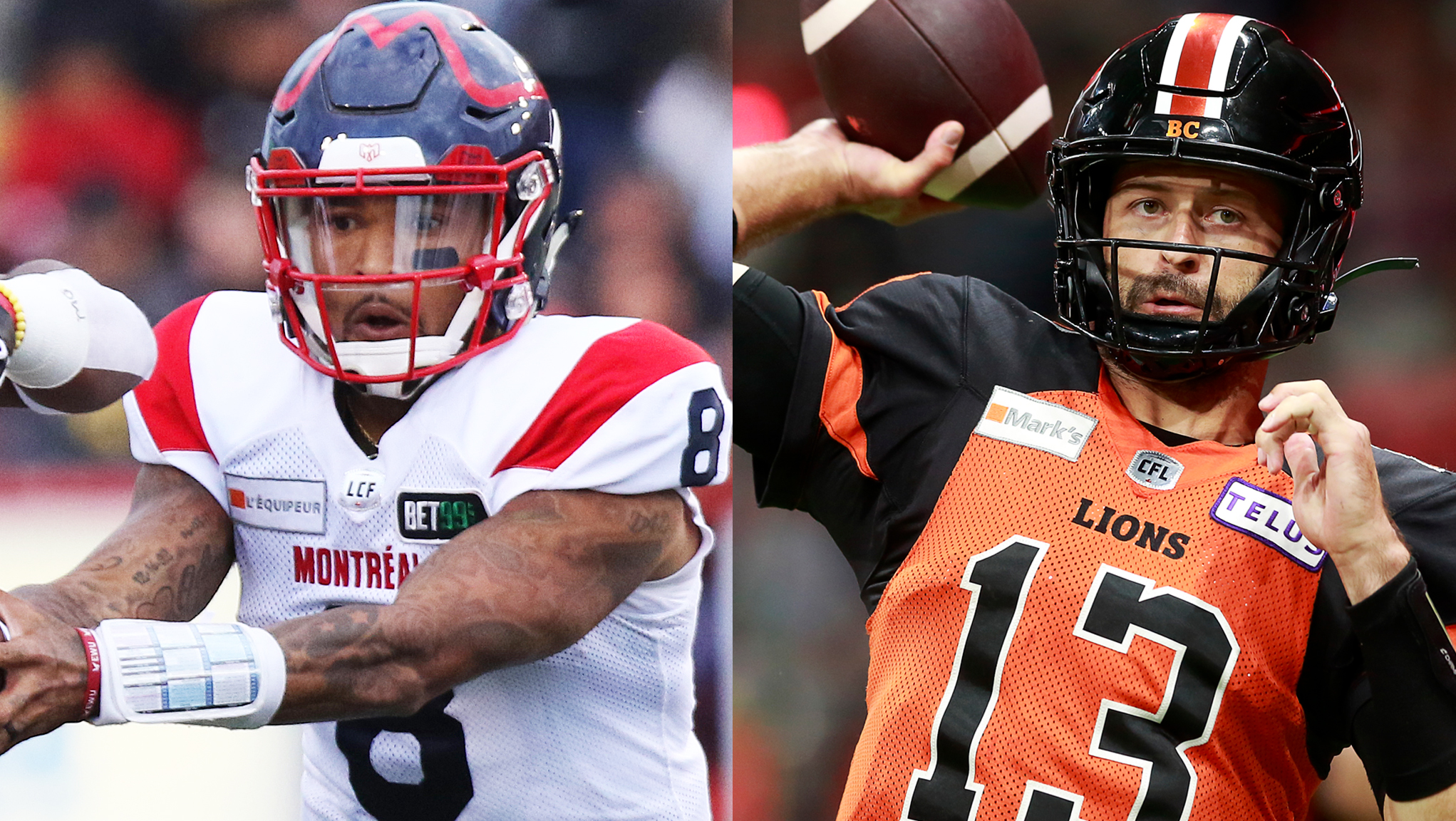 Alouettes, Lions battle to kick off Saturday Night Football