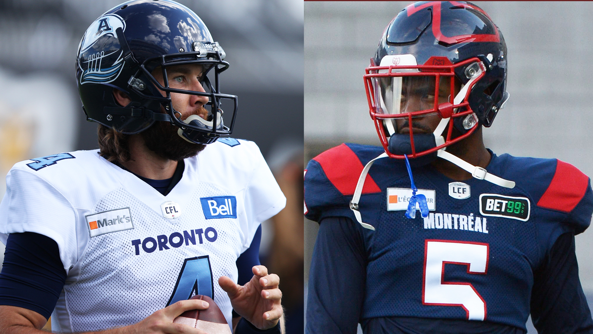 Bethel-Thompson leads the way as Argos host Alouettes