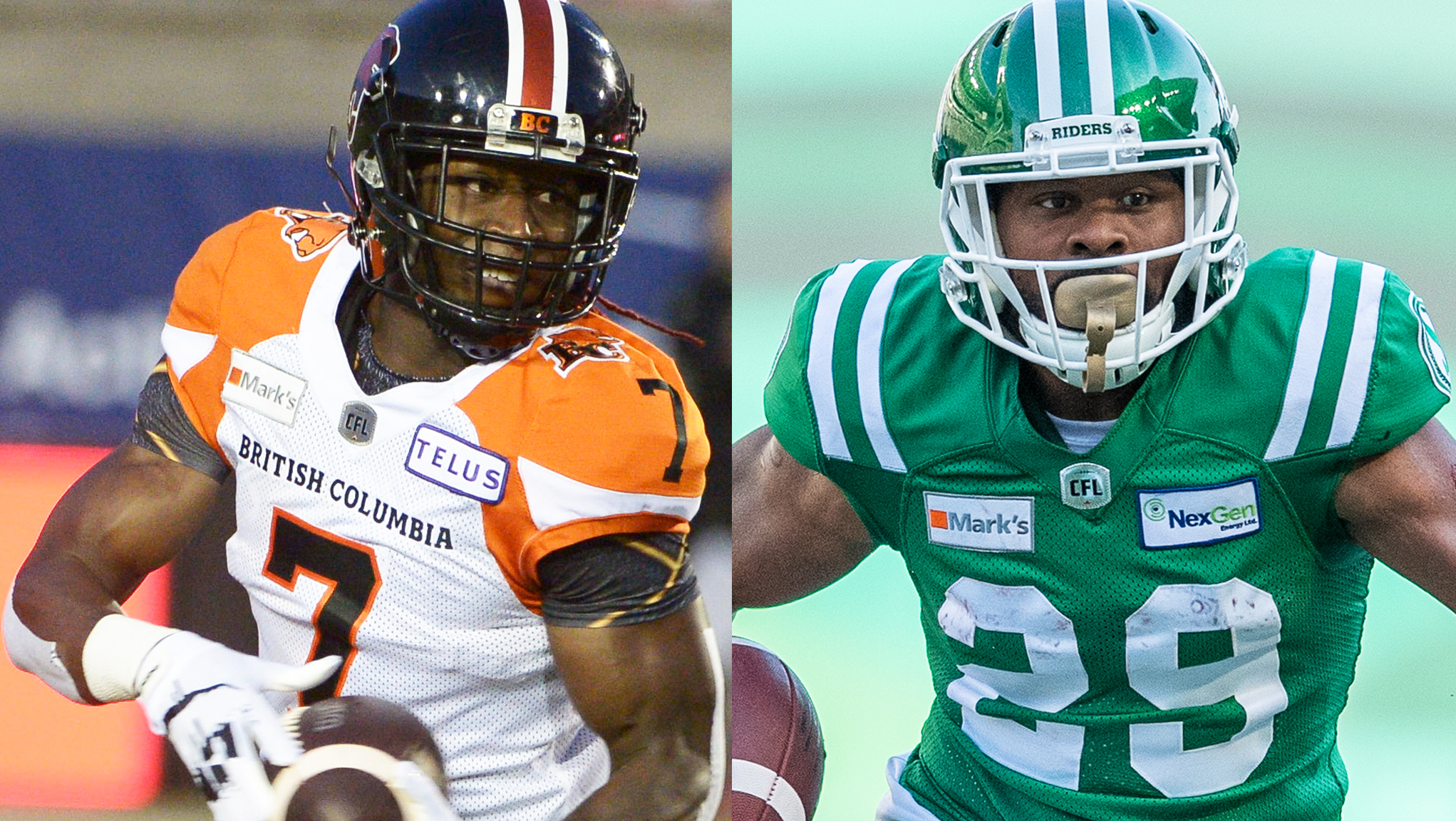 Lions, Riders battle for second in the West