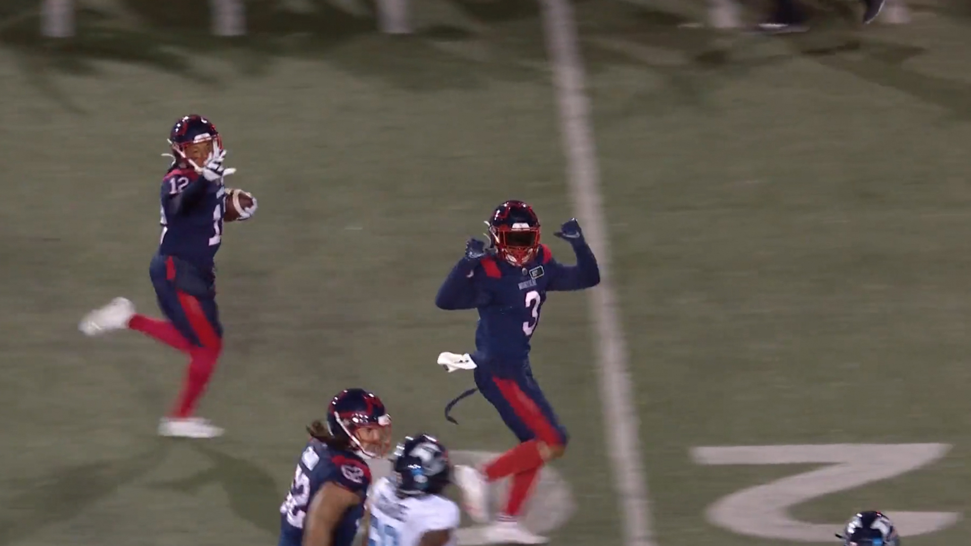 Murray Waves Goodbye To Argos With Pick-6