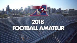 Forfait Football Amateur 2018