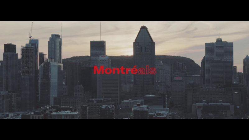 Montreal is #ToujoursGame