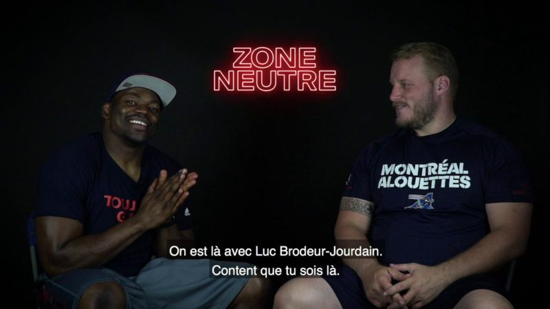 Zone neutre avec Henoc : Next man up selon LBJ