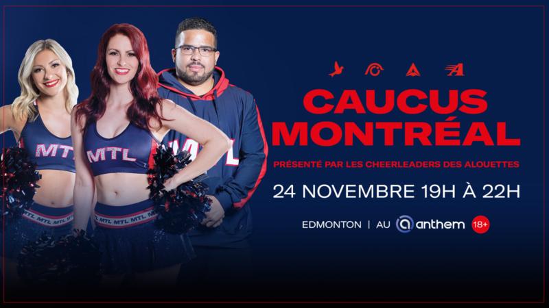 Caucus Montréal des Cheerleaders