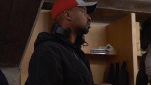 Discours d'après-match de coach Khari Jones