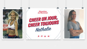 CHEER UN JOUR, CHEER TOUJOURS – Nathalie
