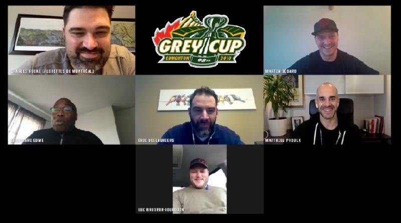 Nos québécois parlent de la Coupe Grey 2010