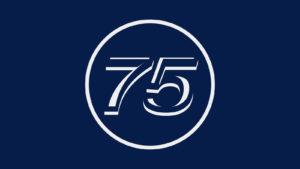 Joyeux 75e anniversaire !