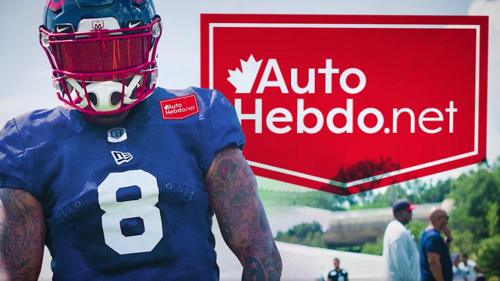 AutoHebdo devient partenaire avec les Alouettes de Montréal
