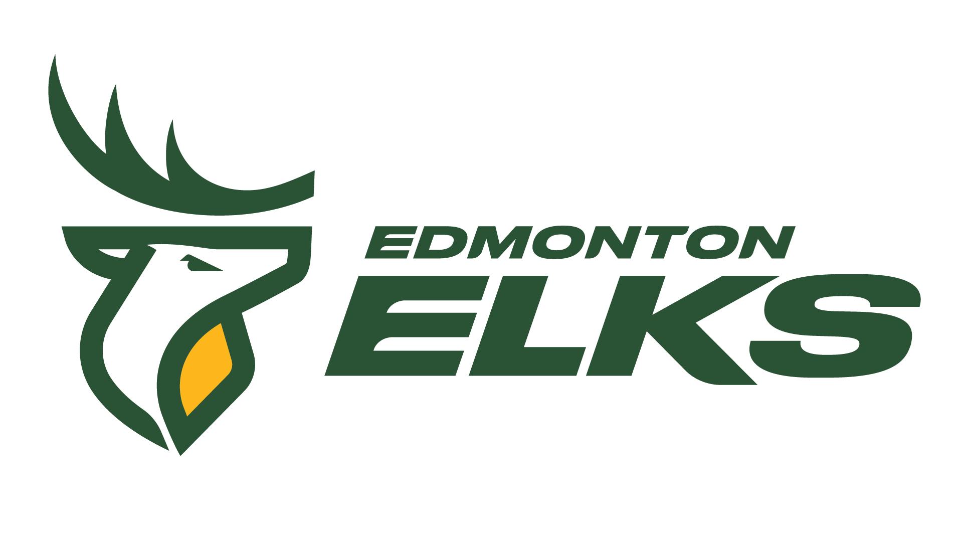 Bienvenue aux Elks d'Edmonton !