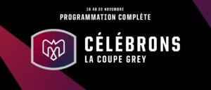Célébrons la Coupe Grey – Activités des Alouettes