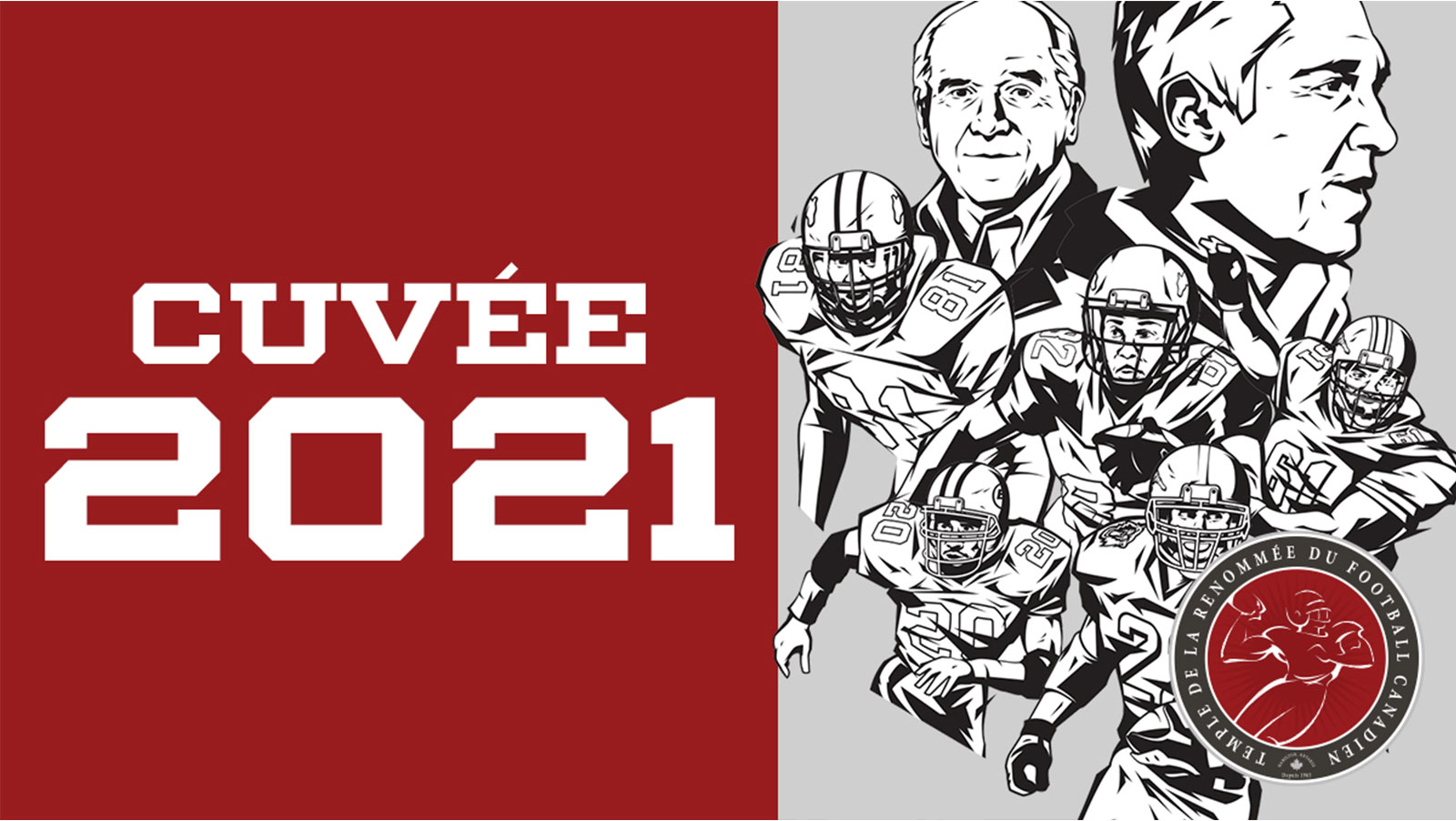 Le Temple de la renommée du football canadien accueillera sept nouveaux membres
