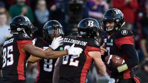 Résumé du match | Ottawa 28, Edmonton 15