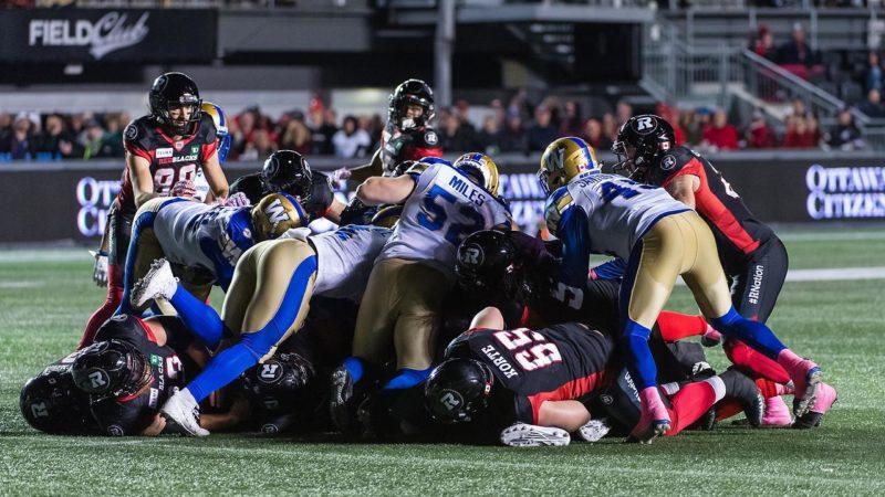 Résumé du match | Winnipeg 40, Ottawa 32