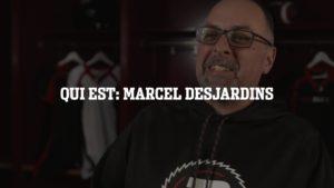Qui est Marcel Desjardins ?