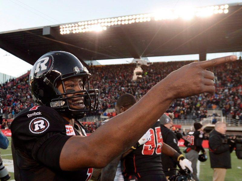 #MerciHank: Henry Burris intronisé au Temple de la renommée du football canadien