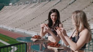 BBQ Québec – Imagine this with Football