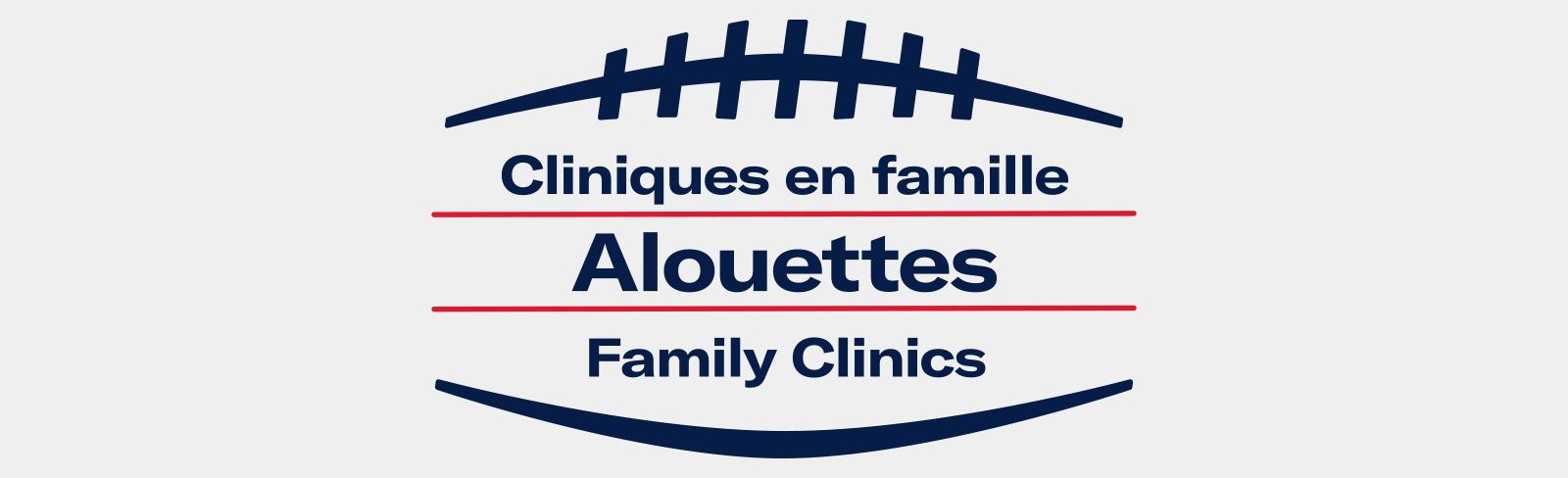 Family Clinics - Montreal Alouettes