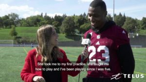 TELUS QUESTIONS FEAT. TOMMIE CAMPBELL