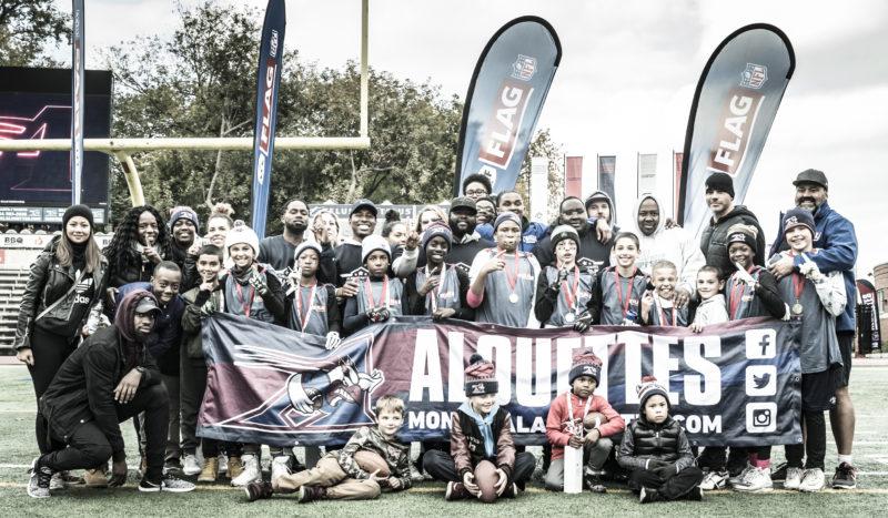 CFL/NFL Flag Football Regional Tournament