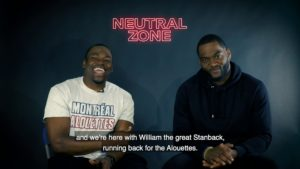"""Neutral Zone – The meaning of """"Game of inches"""" according to Will Stanback"""
