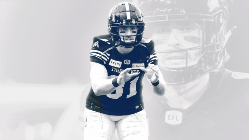 Félix Faubert-Lussier signs with the Alouettes