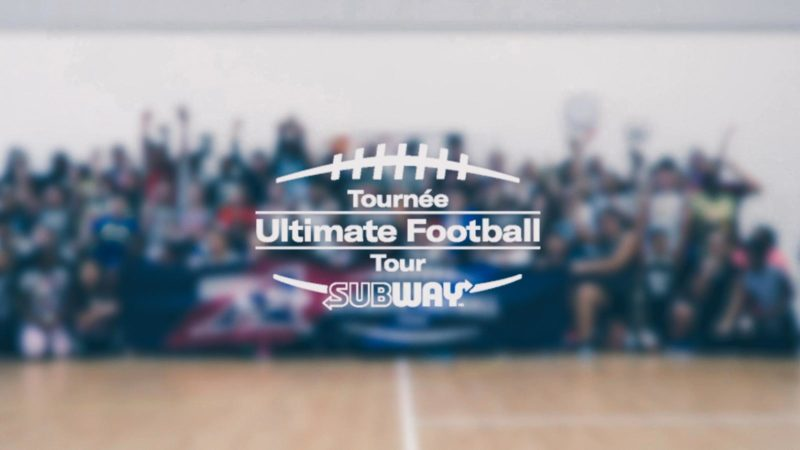 Ultimate football: our way of sharing our passion