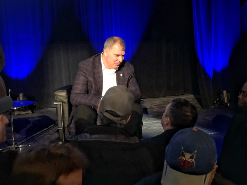 CFL Commissioner Randy Ambrosie answers your questions