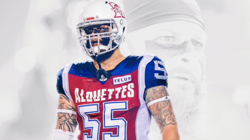 The Alouettes ink Gabriel Knapton and Marcus Cromartie