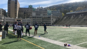 Training Camp Diaries: Enrique Yenny From Mountain to Sea