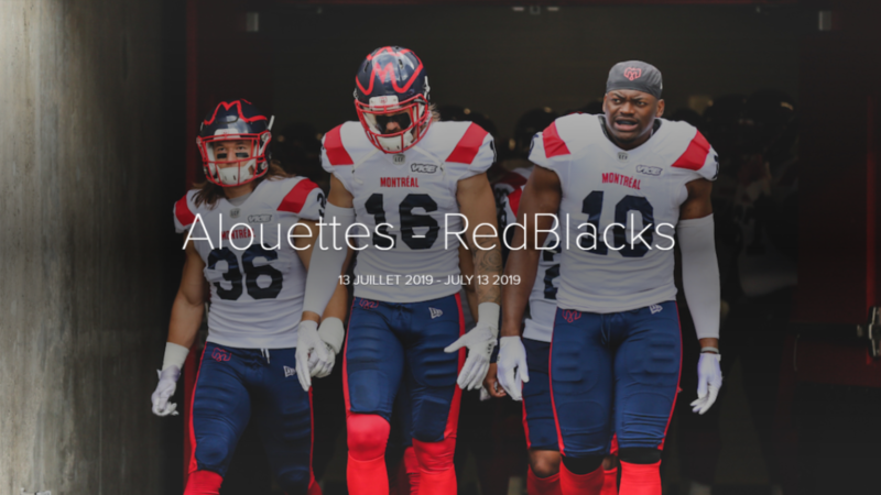 The best pictures of the game against the RedBlacks