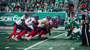 The best shots of the game against the Roughriders