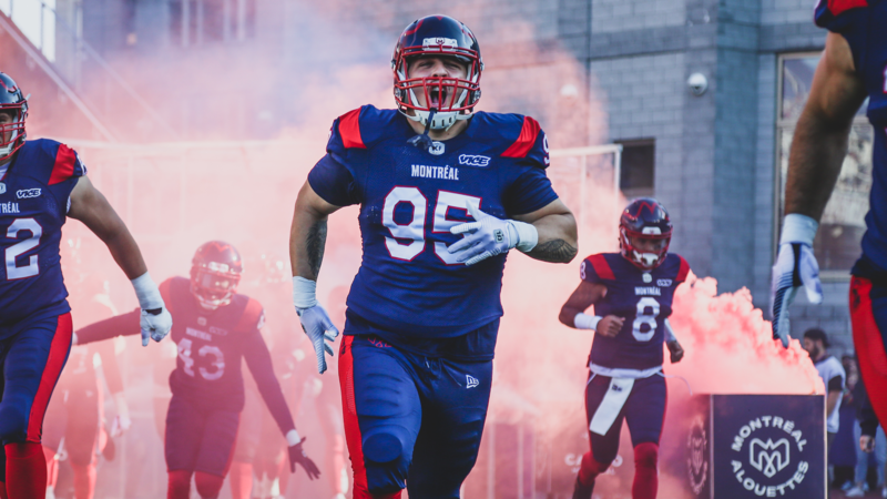 Alouettes sign new deals with three players including Canadian Michael Sanelli