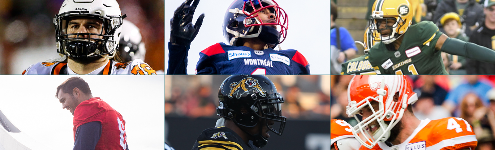 Free Agency : A Week's Worth of Shopping - Montreal Alouettes