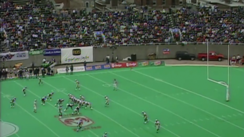 1997 Eastern Semi-Final - Touchdowns