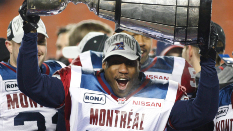 Another Alouettes alumnus joins RDS!